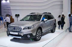 Subaru Outback Stock Image