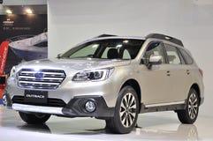 Subaru Outback at the 36th Bangkok International Motor Show Stock Photo