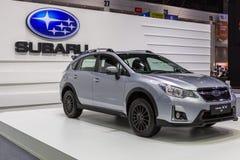 Subaru przy Tajlandia zawody międzynarodowi silnika expo 2016 Zdjęcie Royalty Free