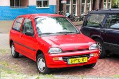 Subaru Vivio zdjęcie stock