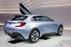 Subaru Viziv汽车 库存照片
