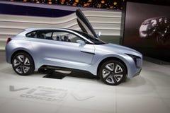 Принципиальная схема Subaru Viziv - выставка мотора 2013 Женевы Стоковое фото RF