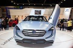 Subaru Viziv Royalty-vrije Stock Fotografie