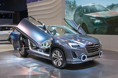 Subaru Viziv 2 begrepp Royaltyfri Fotografi