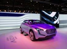 Subaru Viziv concept Stock Photo