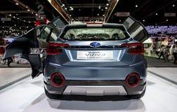 Subaru VIZIV2 Concept car Royalty Free Stock Photos