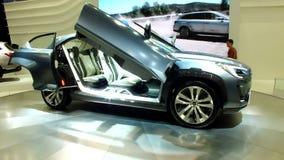 Subaru VIZIV2 stock video footage