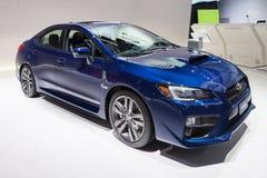 2016 Subaru WRX Zdjęcia Stock
