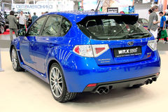 Subaru WRX STI Royalty Free Stock Photos