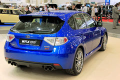 Subaru WRX STI Royalty Free Stock Photo