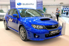 Subaru WRX STI Stock Photography