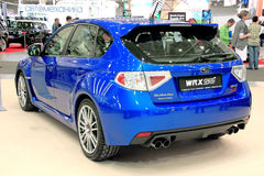 Subaru WRX STI Royalty Free Stock Images