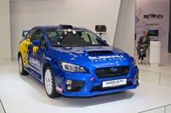 Subaru WRX STI Stock Image