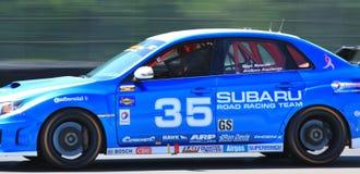 Subaru WRX-STI Stock Images