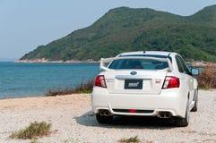 Subaru WRX STI Sport Sedan Stock Images