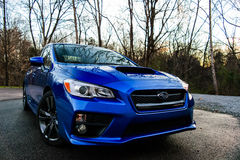 Subaru WRX Stock Photography