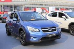 Subaru xv zdjęcia stock