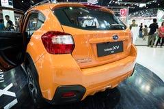 Subaru XV on display Stock Image