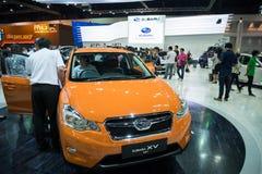 Subaru XV on display Royalty Free Stock Images