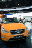 Subaru XV on display Stock Photo