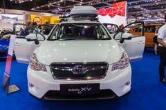 Subaru XV on display Royalty Free Stock Photos