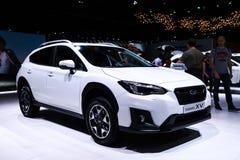 Subaru xv obrazy royalty free