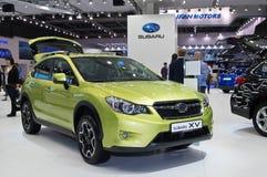 Subaru XV Stock Photos