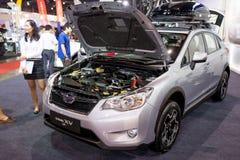 Subaru XV na pokazie Zdjęcia Stock