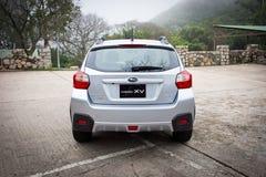 Subaru XV SUV 2012 Stock Photography