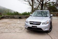 Subaru XV SUV 2012 Stock Images