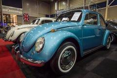Subcompact Volkswagen Beetle fotos de archivo