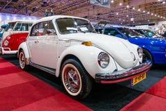 Subcompact Volkswagen Beetle imagen de archivo