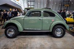 Subcompact Volkswagen Beetle, 1973 imagen de archivo