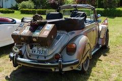 Subcompact Volkswagen Beetle Stock Image