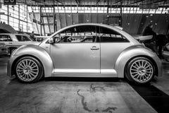Subcompact Volkswagen Beetle RSI, 2002 foto de archivo libre de regalías