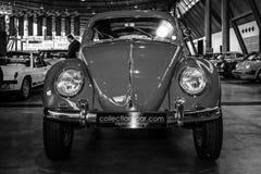 Subcompact Volkswagen Beetle, 1973. Royalty Free Stock Photos