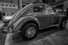 Subcompact Volkswagen Beetle, 1973. Stock Images