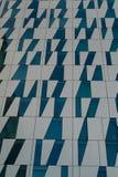 Subconjunto da fachada do arranha-céus moderno Imagem de Stock Royalty Free