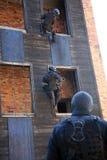Subdivision anti-terrorist police. Stock Images
