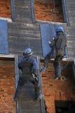 Subdivision anti-terrorist police. Stock Image