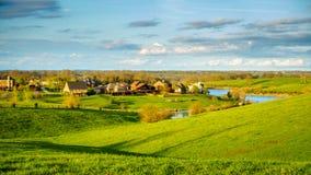 Subdivision au Kentucky rural Images libres de droits