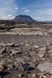 subglacial vulkan royaltyfri fotografi