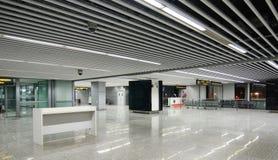 Subhash Chandra Bose International Airport in India Stock Images