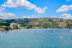 Subic Bay Philippines et abords Images libres de droits