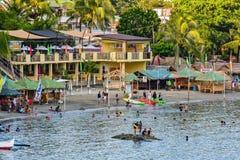 Subic Bay Philippines et abords Photo libre de droits