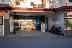 Subic Bay Philippines et abords Photo stock