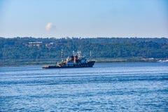Subic Bay Philippines et abords Photos stock