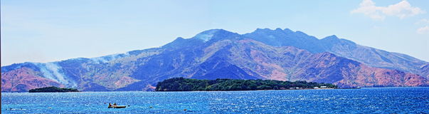 Subic Filippinerna Royaltyfri Bild