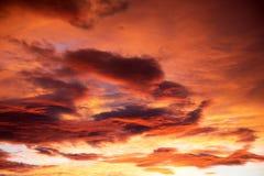 Subida de la mañana Imagen de archivo libre de regalías
