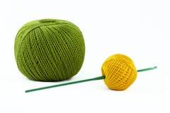 Subject for crochet Royalty Free Stock Photo